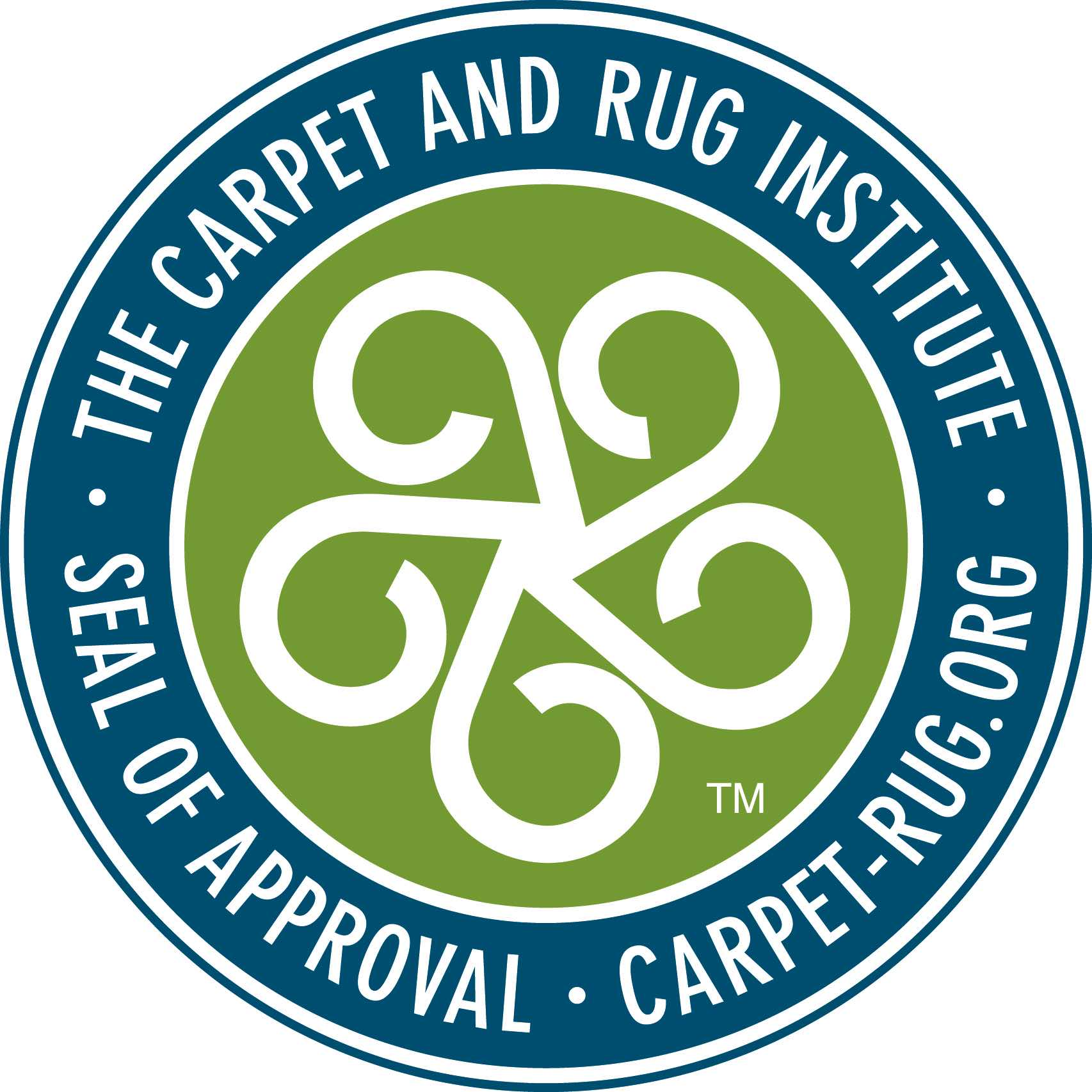 The Carpet and Rug Institute - Seal of Approval
