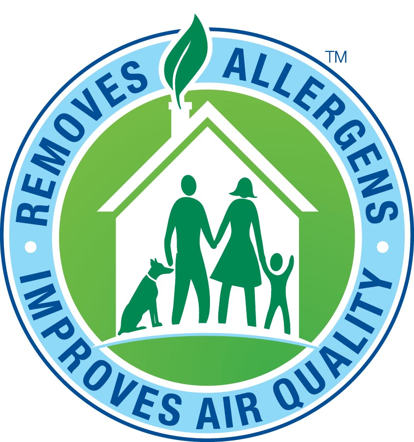 Chem-Dry Seal - Removes Allergens & Improves Air Quality